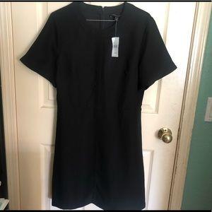 W Size 8 Black Sheath Dress. NWT!